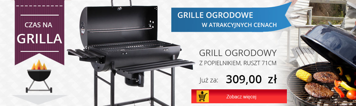 Grill ogrodowy