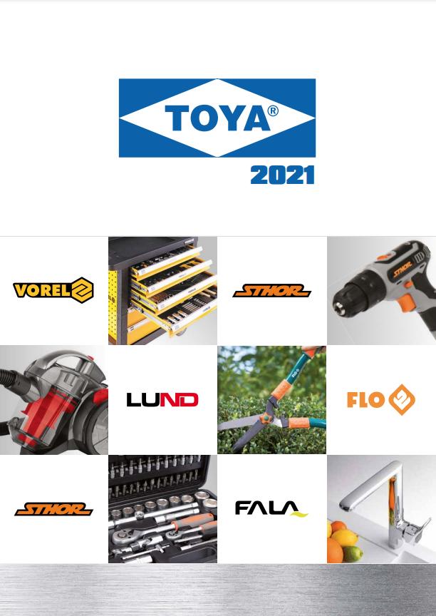 katalog TOYA 2021
